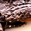 german chocolate bark